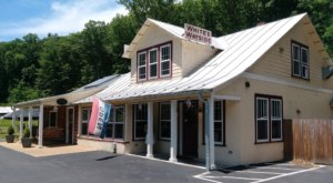 Feel Like Family When You Dine At White's Wayside, A Local Virginia Restaurant Where Everything Is Homemade