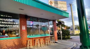 Come Feast At The Time-Honored Fish Shop, King Neptune In Florida