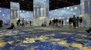 The Immersive Beyond Van Gogh Exhibit In Michigan Is A Colorful Experience Like None Other
