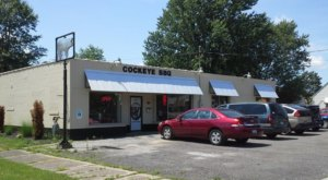 Everything Is Homemade At Cockeye BBQ And Creamery, Serving Up Some Of The Best Barbecue And Ice Cream In Ohio