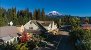 The Themed Rooms At The Historic McCloud Mercantile Hotel In Northern California Will Take You Back In Time