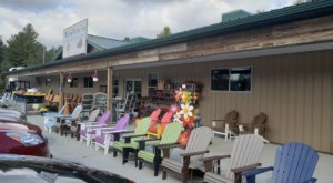 Yoder's Of Tustin Is An Amish Market In Michigan That Offers A Little Bit Of Everything