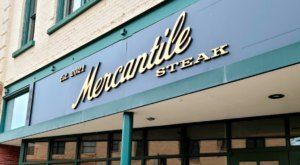 There's A Brand New Steakhouse In The Century-Old Kalispell Mercantile Building In Montana