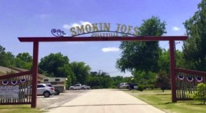 The BBQ At Smokin' Joe's Rib Ranch In Oklahoma Is Legendary