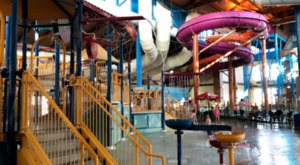 The Reef Is An Ocean-Themed Indoor Water Park In Montana That's Insanely Fun