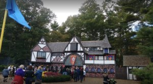 The Massachusetts' Renaissance Festival Will Be Back For Its 40th Year Of Fun & Festivities