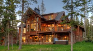 This Lavish Montana Vacation Home Will Have Your Whole Family Feeling Like Celebrities