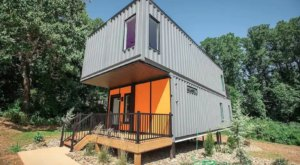 Spend A Luxurious Night In A Shipping Container When You Stay At This One-Of-A-Kind Airbnb In Virginia