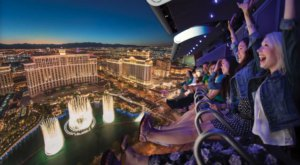 An Immersive Flight-Ride Experience Is Coming To Nevada And It Belongs On Your Bucket List