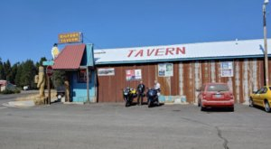 Bigfoot Tavern Might Just Be The Most Bizarre Bar Ever, And Of Course It's In Oregon