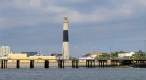 One Of The Tallest Lighthouses In The Country Is In New Jersey And You Can Climb It
