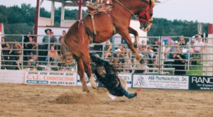 The Country's Longest-Running Weekly Rodeo Is In New Jersey, And You Can See It This Summer