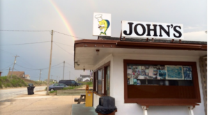Open Since 1977, John's Drive-In In North Carolina Is A Must For Milkshakes And Fried Fish Sandwiches