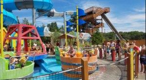 One Of New York's Coolest Aqua Parks, Splashdown Beach, Will Make You Feel Like A Kid Again