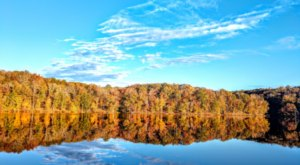 The Hike to South Carolina's Pretty Little Lake Issaqueena Is Short And Sweet