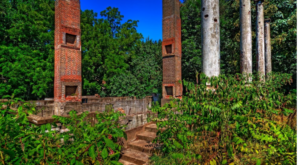 12 Staggering Photos Of The Ruins Of The Abandoned Tanglewood Mansion In South Carolina