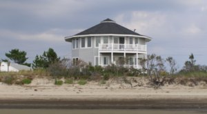 Wake Up To Panoramic Ocean Views At This Charmingly Unique New Jersey Rental