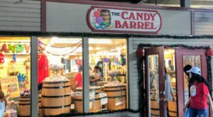 The Absolutely Whimsical Candy Store In Texas, Candy Barrel, Will Make You Feel Like A Kid Again
