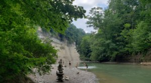 You'll Want To Spend All Day At Zoar Valley's Swimming Holes In New York