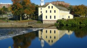 One Of The Most Unique Towns In America, Pawtucket Is Perfect For A Day Trip In Rhode Island