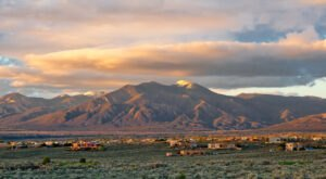 Taos, New Mexico Was Named A Top 10 Best Mountain Town In The U.S. And We Aren't Surprised
