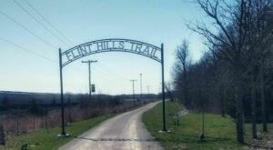 Explore The Beautiful 117-Mile Flint Hills Nature Trail, The Longest Trail In Kansas