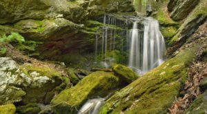 Connecticut's Ayers Gap Trail Leads To A Magnificent Hidden Oasis