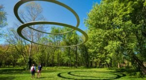 This Indiana Park Is The Perfect Blend Of Art And Nature And You've Got To Check It Out
