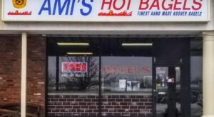 You'll Fall In Love With The Fresh Bagels And Specialties At Ami's Bagels In Connecticut