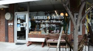Discover Lots Of Hidden Treasures At Antiques And Sweets, One Of Alabama's Best Antique Stores