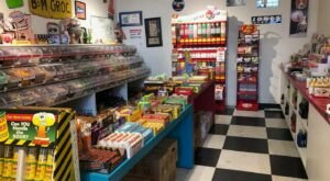 The Absolutely Whimsical Candy Store In Oklahoma, Bricktown Candy Co Will Make You Feel Like A Kid Again