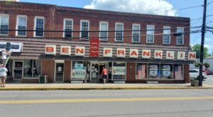 Serving Customers Since 1955, Ben Franklin Is The Best And Most Historic Craft Store In West Virginia