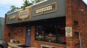 Enjoy One Of Alabama's Best Burgers At Butch Cassidy's Cafe