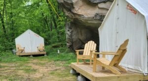These 4 Popular West Virginia State Parks Now Offer Fully Equipped Campsites