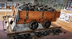 Boone County's Coal Heritage Museum Traces 4 Centuries Of West Virginia Coal History