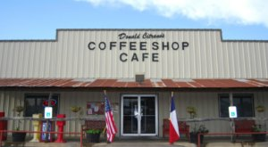 This All-You-Can-Eat Buffet In Texas, Coffee Shop Cafe, Is What Dreams Are Made Of