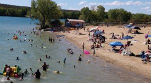 Dig Your Toes Into The Sand At Farmington Beach, The Best Beach In New Mexico