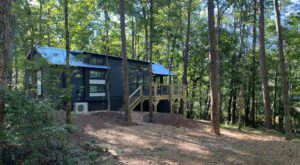 Book An Overnight Stay At The East Fork Cottage In Alabama For An Unforgettable Time