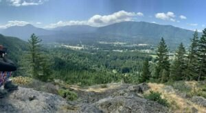 Little Si Trail Is A Gorgeous Forest Trail In Washington That Will Take You To A Hidden Overlook