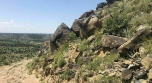 The Black Mesa Trail In Oklahoma Is Full Of Awe-Inspiring Rock Formations