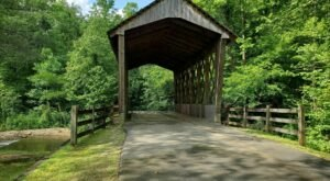 Step Back In Time To The Gold Mining Era With This Hike Along Martin's Mine Trail In Georgia