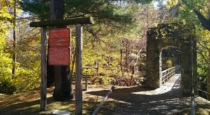 Laura's Tower Trail In Massachusetts Leads To Panoramic Views Of The Berkshires