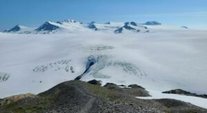 Hike Alongside This Immense Icefield On This Unforgettable Trail In Alaska