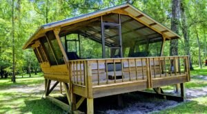 The Birdhouse Sanctuary Airbnb In Florida Combines Nature & Comfort In One Overnight Stay