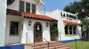 The Oldest Mexican Restaurant In San Antonio, Texas Is La Fonda On Main And It's Delicious