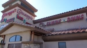 You Can Order Authentic And Delicious Italian Food 24/7 At Giuseppe's Restaurant In Nevada