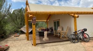 You Can Now Go Glamping At The Nation's Second-Largest Canyon Right Here In Texas