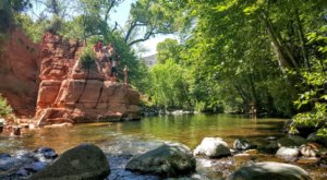 8 Refreshing Natural Pools You'll Definitely Want To Visit This Summer In Arizona