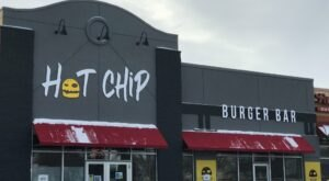 Almost A Dozen Uniquely Delicious Burgers Are On The Menu At Hot Chip Burger Bar In Rochester, Minnesota