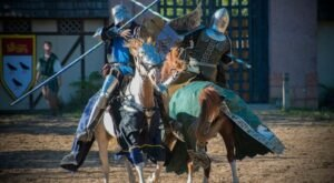 The Kansas City Renaissance Festival Will Be Back For Its 44th Year Of Fun & Festivities